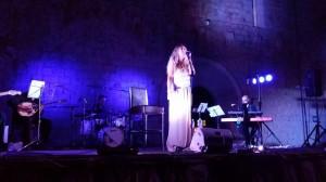 AuraMusica castillo de Peñiscola la razón de mis sueños Haiti